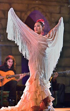 Concurso baile por Alrgrías 2008