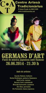 flyer germans d'art compr